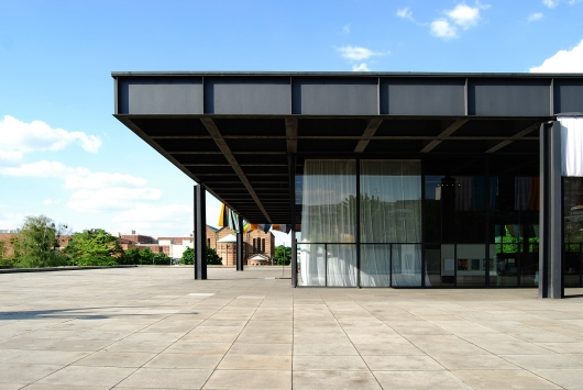 the neue nationalgalerie 1968 by mies van der rohe niber realty gmbh. Black Bedroom Furniture Sets. Home Design Ideas